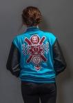 SSION Euro tour jacket(back)